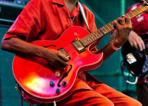 Blues Alive: Walter Wolfman Washington i mistři foukací harmoniky