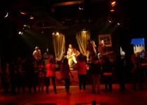 FOTOREPORT: Trojkoncert kapel The Aspect, The Snuff a Koblížc! v Pražském klubu Nová Chmelnice