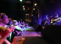 Wohnout unplugged tour ve Zlíně