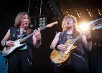 Iron Maiden @ Velodrom, Brno, 8. 6. 2014