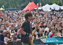Oslavy dvacátých narozenin festivalu Rock for People v Českém Brodě