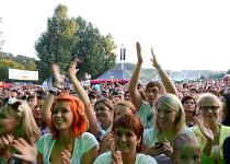 Fotky z prvního dne festivalu Vizovické Trnkobraní!