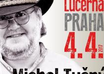 V Lucerně proběhne galavečer k nedožitým sedmdesátinám Michala Tučného