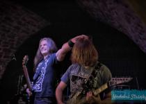Liveevil/ Notion Deep/F.O.B…………Zámecký klub Hranice 13.4.2017