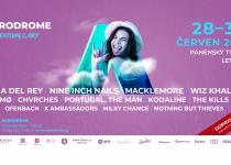 Aerodrome Festival: letošní soupisku zahraničních účinkujících uzavírají Halestorm