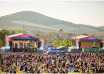 Festival Hrady CZ se po Kunětické hoře představí na Švihově se Škworem, Tomášem Klusem, J.A.R. nebo Divokým Billem