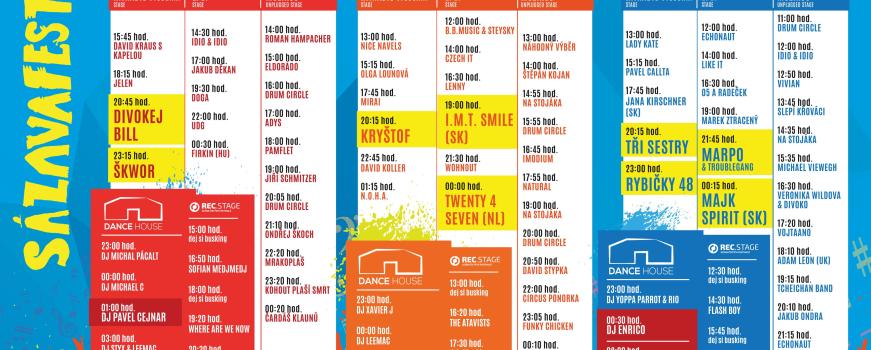 """<a href=""""http://hudebnistranky.cz/2019/07/28/zamecky-lesopark-opet-rozzari-sazavafest/""""><b>ZÁMECKÝ LESOPARK OPĚT ROZZÁŘÍ SÁZAVAFEST</b></a><p>Znáte festival, kde se budete cítit jako králové a královny? Festival odehrávající se vzámeckých komnatách? A co takhle vzámeckém lesoparku? Ve Světlé nad Sázavou se ve dnech 25. – 27.7.2019</p>"""