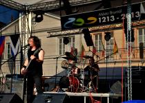 Město Bruntál oslavilo osmisté výročí od svého založení.