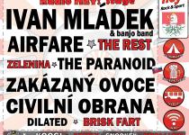 Festival HOUKÁNÍ má kompletní line-up a startuje druhý  předprodej!