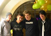 Cookies pokřtili v Brně své nové album Crash a odstartovali turné!