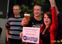 Složení Band-a-SKA si letos zahraje na Pražském Majálesu