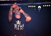 Známý slovenský Rapper 'Separ' vystoupil v rámci svého Česko-Slovenského turné také v Ostravě