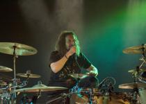 Miloš Meier a jeho Drumming syndrome v pražském Lucerna music baru