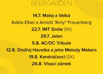 BEERGARDEN Žižkov – Nová pražská letní scéna