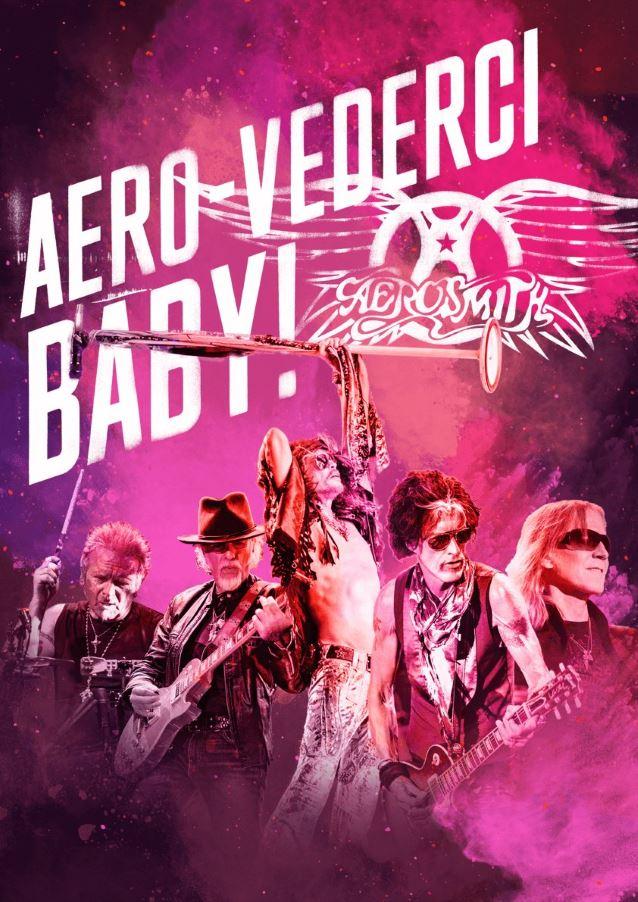 Aerosmith Köln 2020